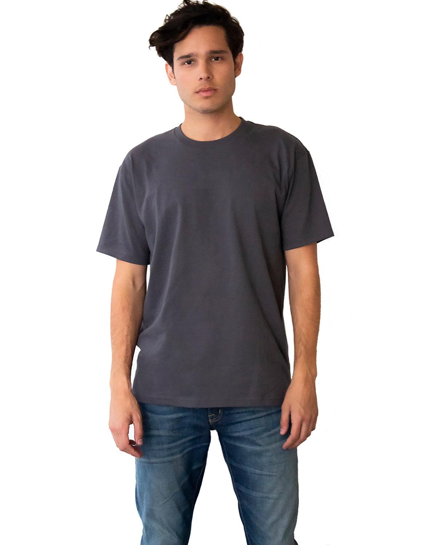 Next Level Unisex Ideal Heavyweight Cotton Crewneck T-Shirt HEAVY METAL