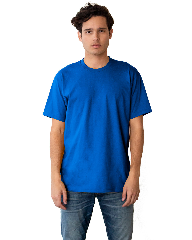Next Level Unisex Ideal Heavyweight Cotton Crewneck T-Shirt ROYAL