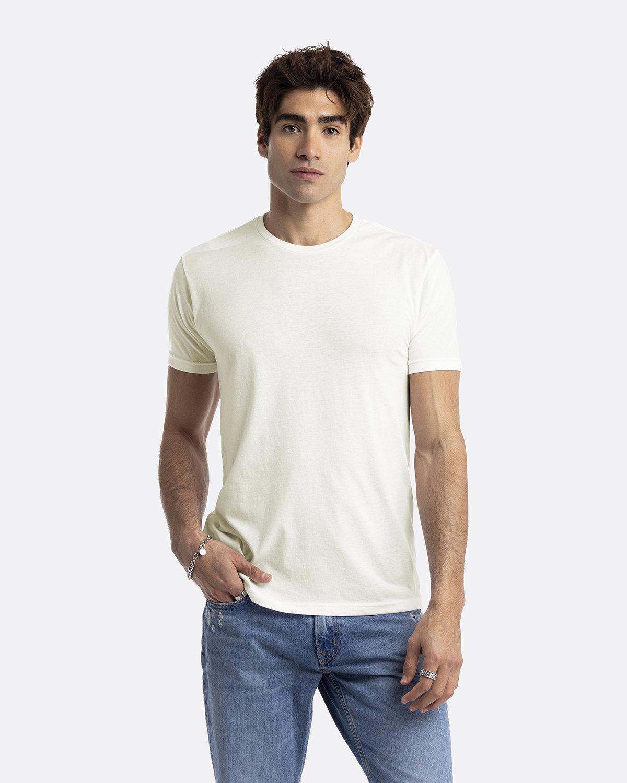Next Level Unisex CVC Crewneck T-Shirt WHITE
