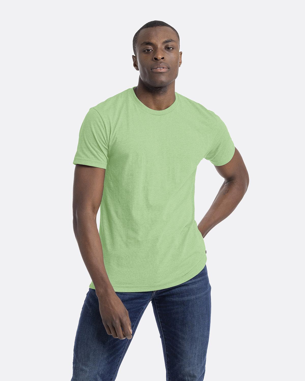 Next Level Unisex CVC Crewneck T-Shirt APPLE GREEN