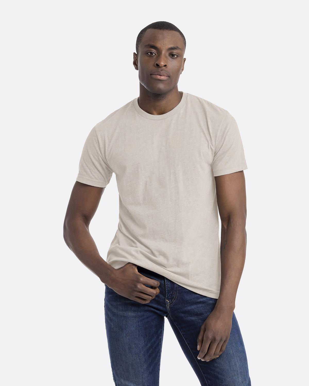 Next Level Unisex CVC Crewneck T-Shirt SAND