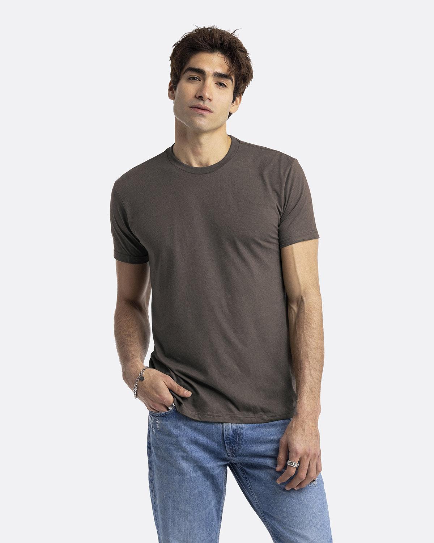 Next Level Unisex CVC Crewneck T-Shirt ESPRESSO