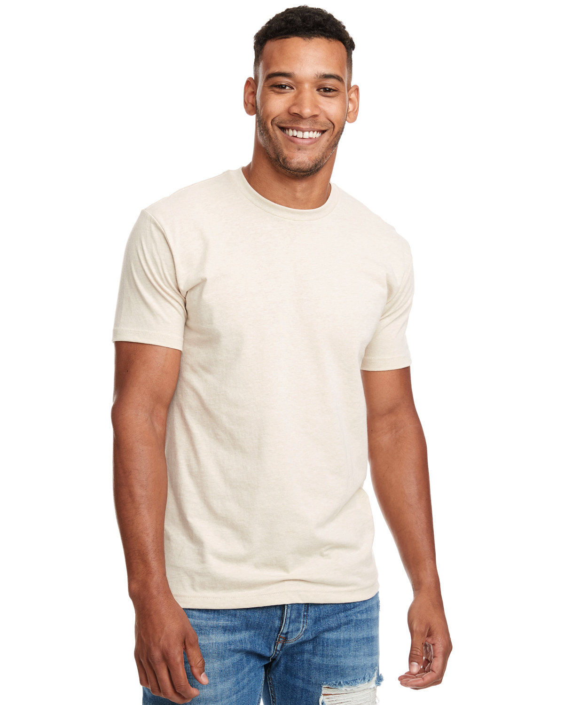 Next Level Unisex CVC Crewneck T-Shirt CREAM