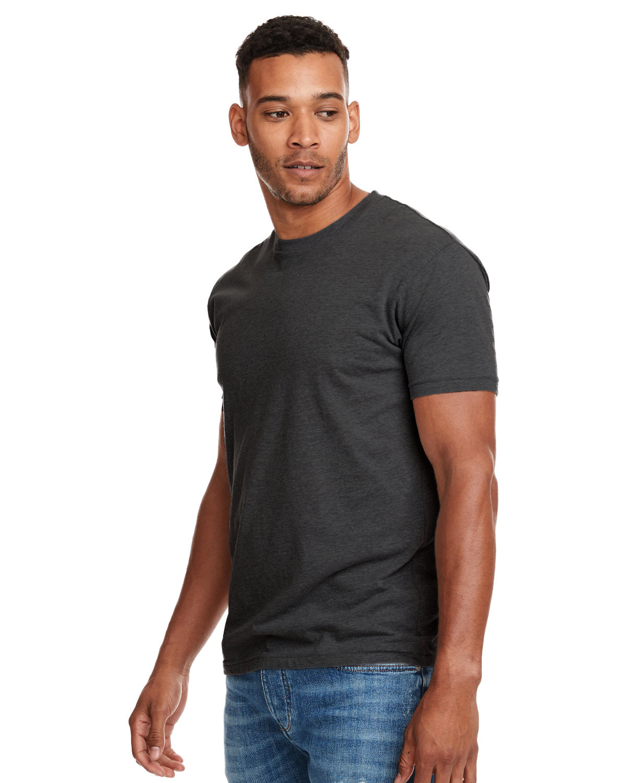 Next Level Unisex CVC Crewneck T-Shirt CHARCOAL