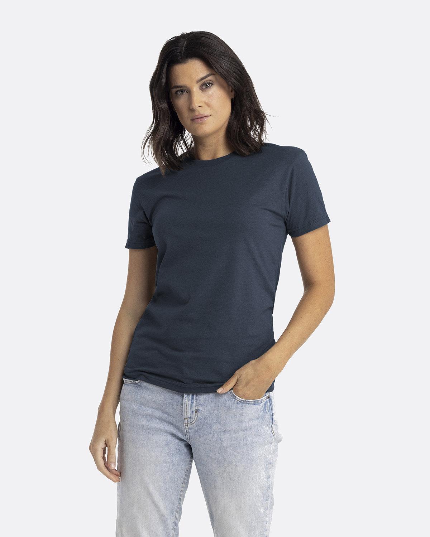 Next Level Unisex CVC Crewneck T-Shirt MIDNIGHT NAVY