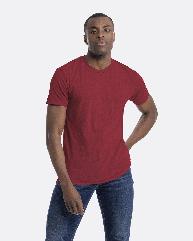 Next Level Unisex CVC Crewneck T-Shirt CARDINAL