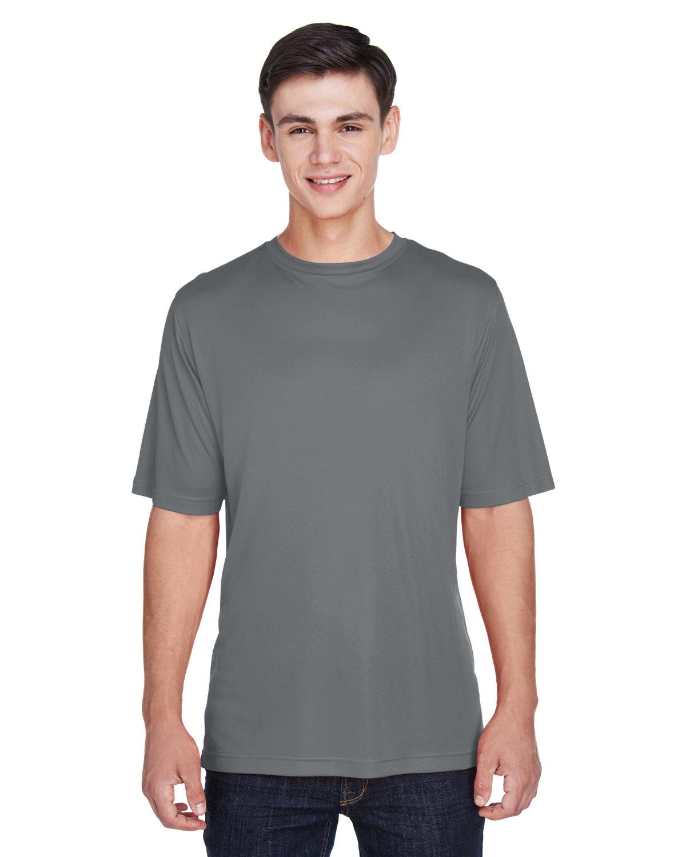 Team 365 Men's Zone Performance T-Shirt SPORT GRAPHITE