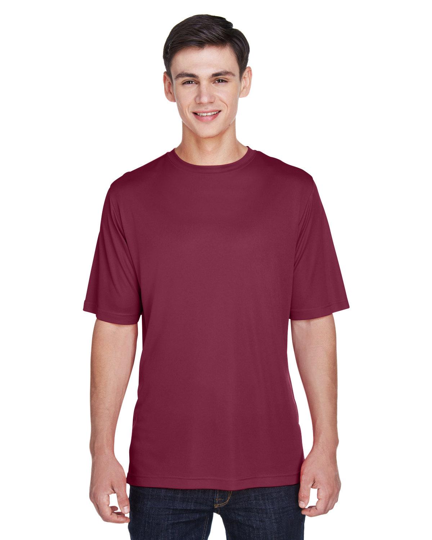 Team 365 Men's Zone Performance T-Shirt SPORT MAROON