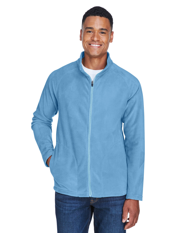 Team 365 Men's Campus Microfleece Jacket SPORT LIGHT BLUE
