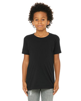 Bella + Canvas Youth Jersey T-Shirt