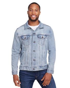Threadfast Unisex Denim Jacket