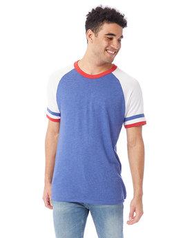 Alternative Unisex Slapshot Vintage Jersey T-Shirt