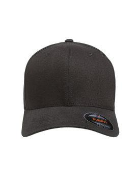 Flexfit Adult Brushed Twill Cap