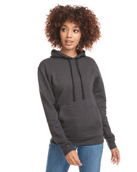 Next Level Unisex Malibu Pullover Hooded Sweatshirt