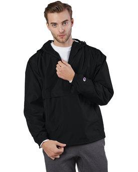 Champion Adult Packable Anorak 1/4 Zip Jacket