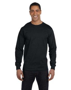Gildan Adult 50/50 Long-Sleeve T-Shirt