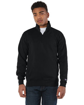 Champion Adult Double Dry Eco® Quarter-Zip Pullover