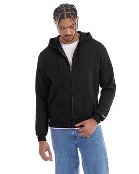 Champion Adult Double Dry Eco® Full-Zip Hooded Sweatshirt