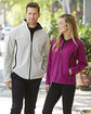 North End Men's Three-Layer Fleece Bonded Performance Soft Shell Jacket  Lifestyle