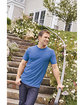 Gildan Men's Softstyle CVC T-Shirt  Lifestyle
