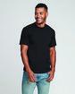 Next Level Unisex Ideal Heavyweight Cotton Crewneck T-Shirt  Lifestyle